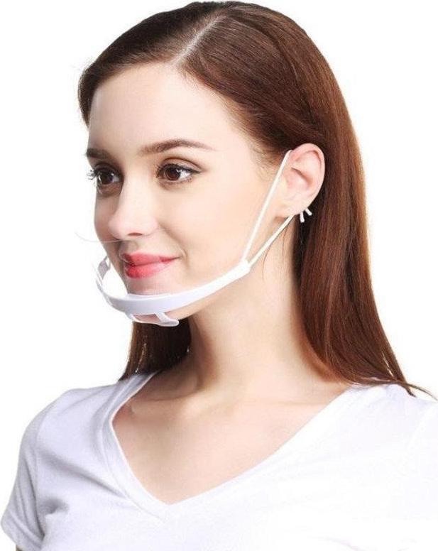 Ασπίδα Προσώπου - Μάσκα Προστασίας Πολλαπλών Χρήσεων MK32