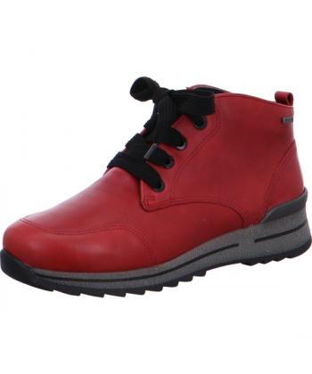 Γυναικείο Ανατομικό Υπόδημα Ara 245238-02 Κόκκινο Rot