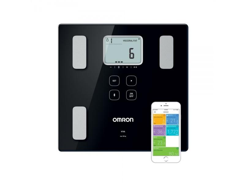Omron Viva Bluetooth Ζυγαριά Μπάνιου Omron