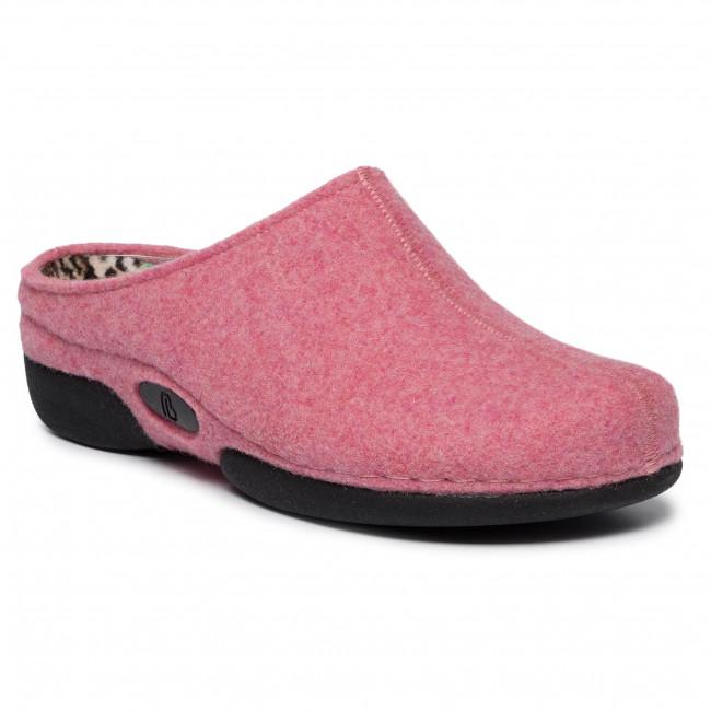 Berkemann 01553-294 Χειμερινή Γυναικεία Παντόφλα Dusty Pink - Ροζ Απαλό