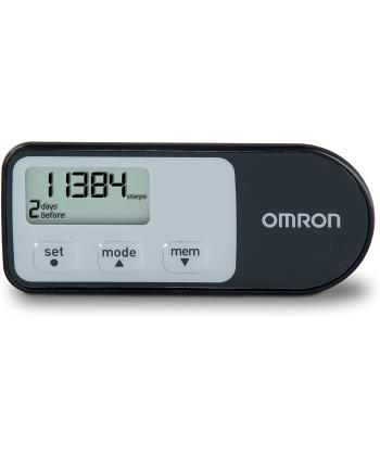 Βηματομετρητής Omron Walking style One HJ-321 - Μαύρο - Omron