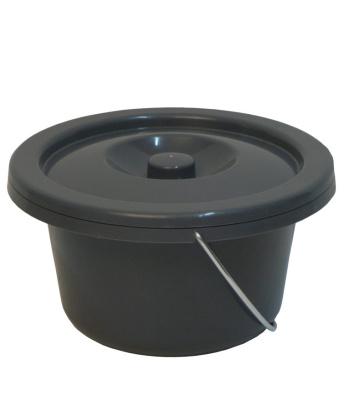 Δοχείο Στρογγυλό +καπάκι (αντλ/κο) 0805240 mobiak