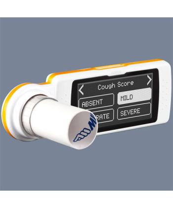 Σπιρόμετρο Φορητό Spirodoc με FlowMir* & Οξύμετρο 0810602 mobiak