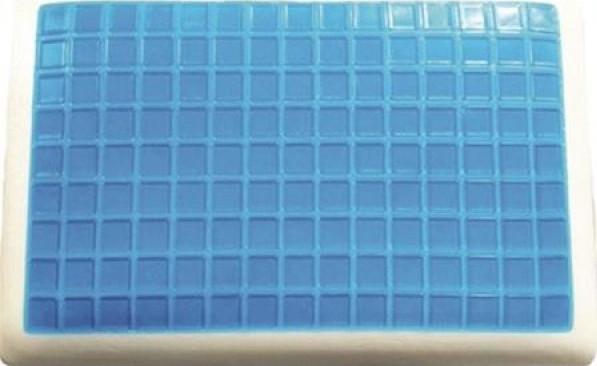Μαξιλάρι ύπνου με Gel & Memory Foam με Aloe Vera Κάλυμμα - 0810701 mobiak