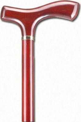 Μπαστούνι Με Ίσια Λαβή Τριανταφυλλί AC835 ALFACARE