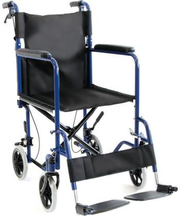 Αναπηρικό Αμαξίδιο Μεταφοράς (Με Φρένα Συνοδού) - 09-2-036 - Vita