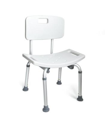 Κάθισμα Μπάνιου με Πλάτη Ρυθμιζόμενου Ύψους - 09-2-049 - Vita