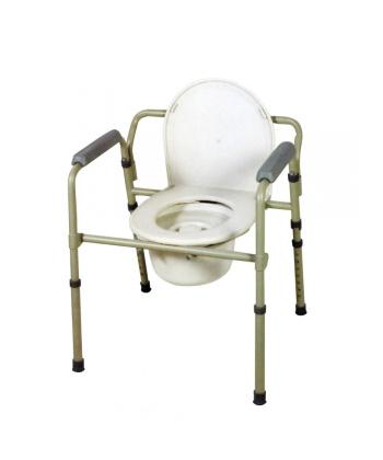 Κάθισμα Τουαλέτας Πτυσσόμενο - AC525 - Alfacare