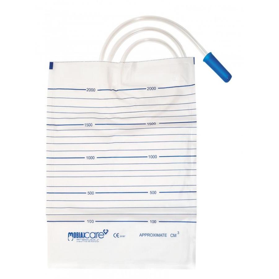 Ουροσυλλεκτης κλινης απλος 2 λιτρων 0809012 mobiak