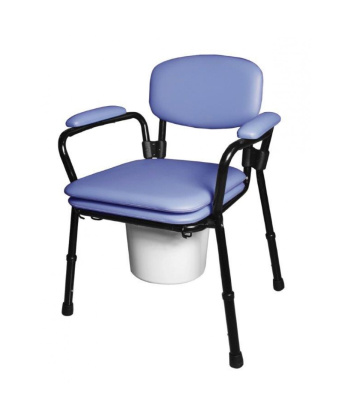 Κάθισμα-Καρέκλα Τουαλέτας με Επένδυση Αφρολέξ - AC520 - Alfacare