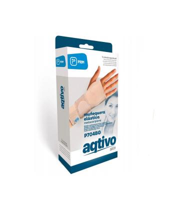 Πηχεοκαρπικός Νάρθηκας Ελαστικός Μπεζ Aqtivo Skin Small 0802628 MOBIAK
