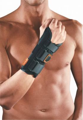 Ελαστικός Νάρθηκας Καρπού Αεριζόμενος Μήκους 20 εκ. - Polfit Wrist 19 Αριστερός - Ortholand