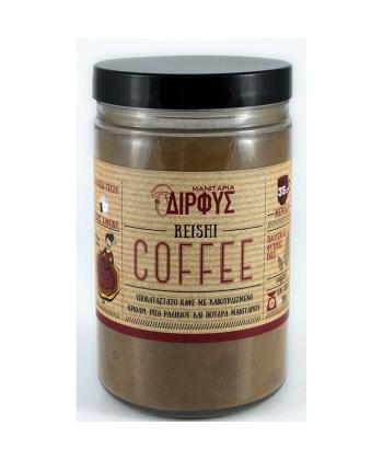 Reishi Coffee (Υποκατάστατο καφέ με μανιτάρι Γανόδερμα) Δίρφυς 90gr